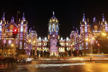 Private Mumbai by Night Tour Including Dinner