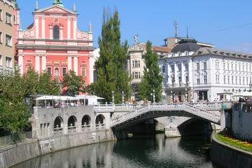 Stadtrundfahrt durch Ljubljana