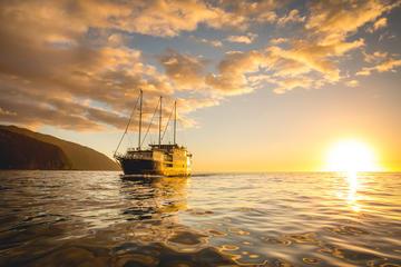 Croisière avec nuitée sur le Milford Sound, à bord du Milford Mariner