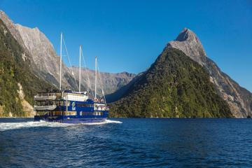 Excursion d'une journée au Milford Sound au départ de Queenstown...