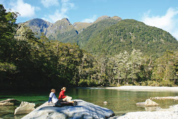 Milford Track Guided Day Walk from Te Anau