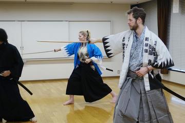Experiencia samurái en Tokio