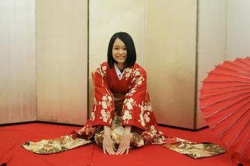 Kimono Photoshoot in Asakusa