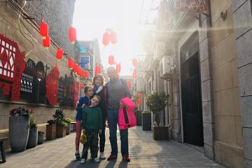 Private Family Friendly Shanghai City Tour with Maglev Train Ride and Lunch