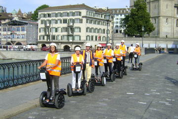 Segway City Tour of Zurich