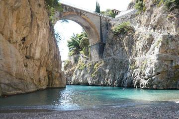 Tour privato di Pompei, Amalfi e Positano da Napoli, Sorrento o
