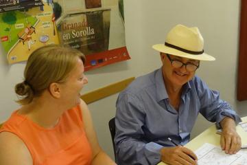 Clases de español para grupos pequeños en Granada