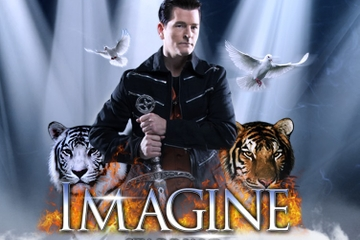 Espectáculo de magia Imagine de Greg Frewin
