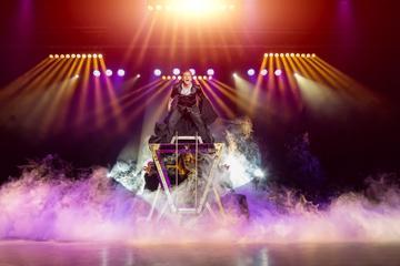 Greg Frewin Wild Magic Show
