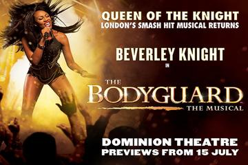 The Bodyguard Musical in London