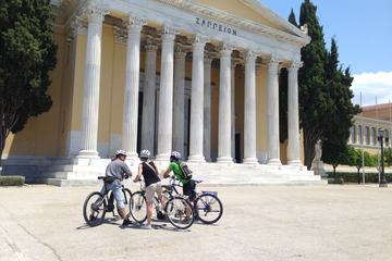 Athens Central 4.5 Hour Electric Bicycle Tour