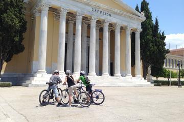 Tour del centro di Atene in bici elettrica di 4 ore e mezza