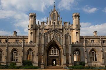 Cambridge University Walking Tour...