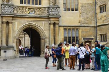 Visite à pied de l'université d'Oxford