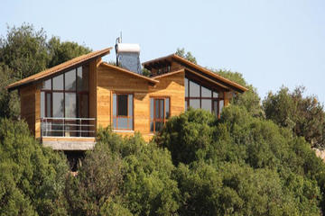 1-Night Ajloun Forest Reserve from Amman with Hotel