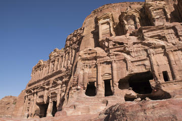 2-Night Jordan Private Tour: Petra and Dead Sea