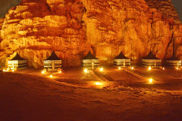 4 Nights - 5 Days Private Jordan Mysteries Tour