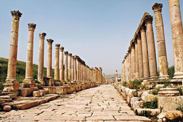 7-Night Best of Jordan Including 1 Night Dead Sea
