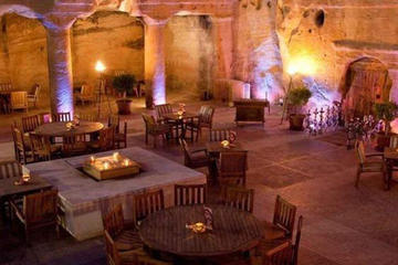 Cave Bar Private Special Dinner from Petra