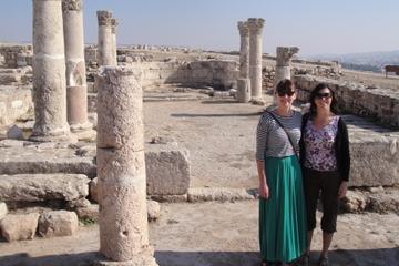 Circuit privé de 4jours avec sites et récits bibliques en Jordanie...