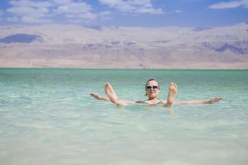 Excursión de medio día privada hasta el Mar Muerto