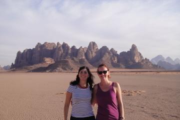 Excursion privée d'une journée complète à Wadi Rum au départ d'Amman
