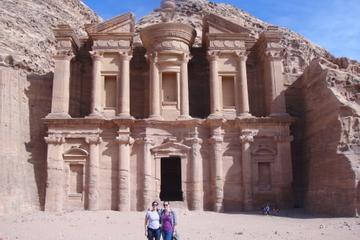 Excursion privée de trois jours à Petra - site classé au patrimoine...