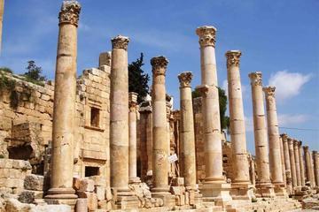 Jerash and Amman Panoramic Tour from...