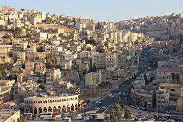 Private Amman Panoramic 2 Hours Tour from Dead Sea