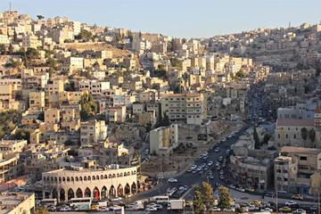 Private Amman Panoramic Tour from Dead Sea