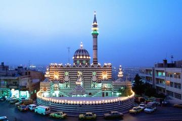 Private Amman Tour: King Abdullah Mosque, Roman Theater, and Citadel from Dead Sea