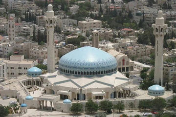 Private Half Day Islamic Tour of King Abdullah Mosque and The Seven Sleepers from Amman