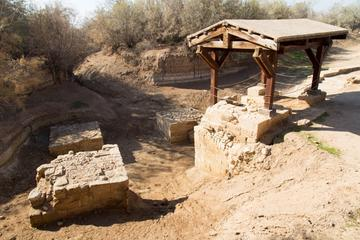 Private Half Day Tour to  Baptism Site or Bethany and Dead Sea from Amman
