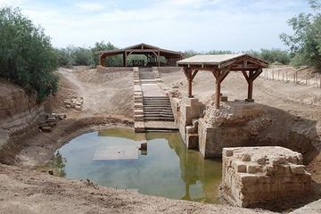 Private Half Day Tour to the Baptism Site of Bethany from Amman