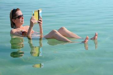 Private halbtägige Tour zum Toten Meer
