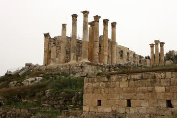 Private North Tour Jerash Ajlun and Pella from Amman