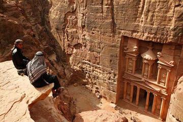 Private Petra Secret Trail Tour from Amman
