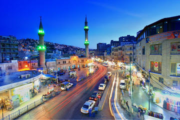 Private Tour: Amman Panoramic with...