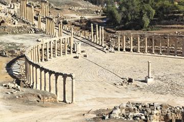 Private Tour: Jerash and Umm Qais Day...