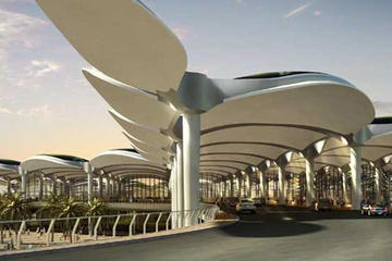 Private Transfer: Amman Airport to Ma'in Hotel