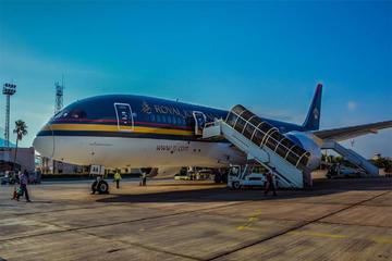 Private Transfer: Aqaba Airport to Ma'in Hotel