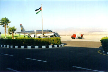 Private Transfer from Aqaba Airport to Wadi Rum