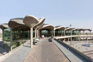 Private Transfer from Queen Alia Airport to Sheikh Hussein Border