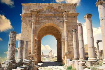 Visita turística de medio día por la ciudad de Ammán y Gerasa