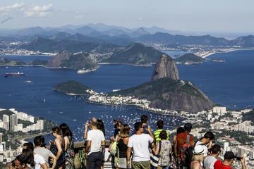 Shore Excursion Rio de Janeiro: Private City Tour