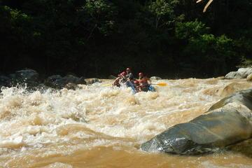 Aventura de rafting en el río Copalita de clase II - III