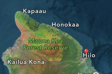 ハワイ島アドベンチャー
