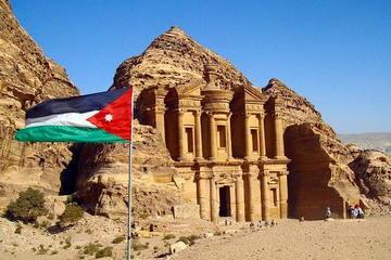 3-Days 2-Nights The Foot Step of John Baptist Tour in Jordan