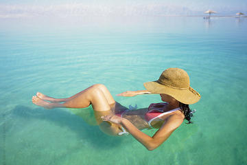 Full-Day Private Tour: Dead Sea and Baptism Site from Amman