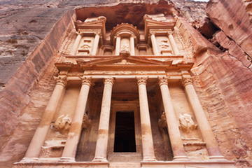 Full-Day Tour To Petra From Amman